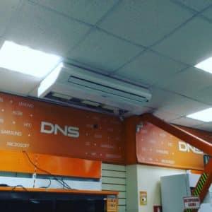 Монтаж сплит систем в DNS.