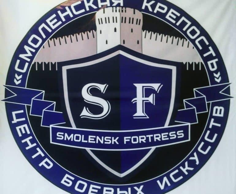 Частичный монтаж вентиляции в Центре боевых искусств Смоленская крепость.